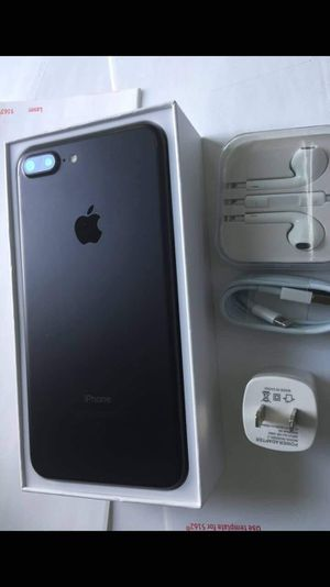 iPhone 7 Plus :Excellent Condition ,Factory Unlocked. for Sale in Springfield, VA