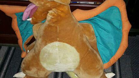 RARE CHARIZARD STUFFED ANIMAL for Sale in Pico Rivera,  CA