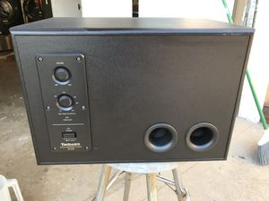 Technics sb- as60 for Sale in Downey, CA