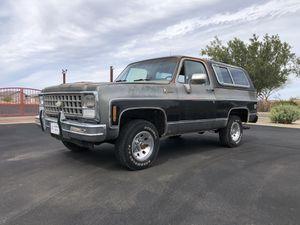 1980 k5 blazer for Sale in Queen Creek, AZ