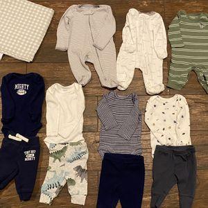 Newborn Boy Clothes for Sale in Pomona, CA