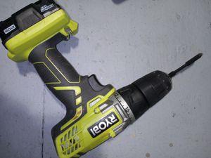 Ryobi 12v Cordless Drill & Battery for Sale in Philadelphia, PA
