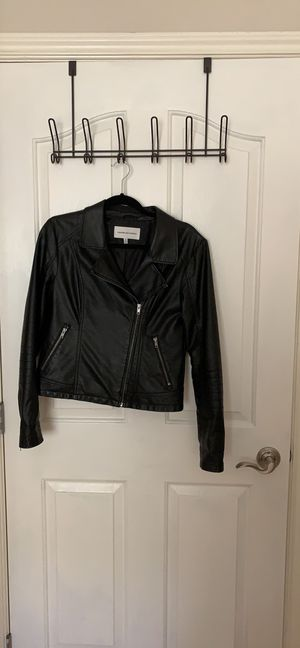 Cupcakes and Cashmere Leather Jacket🖤 for Sale in San Diego, CA