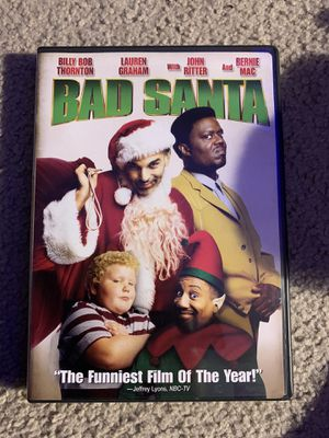 Bad Santa DVD for Sale in Troutdale, OR