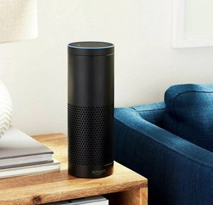 Amazon Echo 1st Generation Smart Assistant Home Music Speaker Alexa Bluetooth for Sale in Chantilly, VA