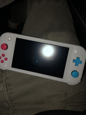 Nintendo switch lite gray for Sale in Camp Springs, MD