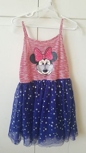 Mickey mouse dress size 4/5 for Sale in South Gate, CA