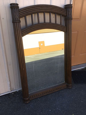 Large Wall Mirror - Delivery Available for Sale in Midland, MI