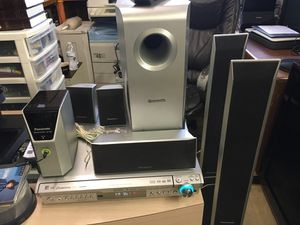 Panasonic dvd home theatre sound system SA-HT740 for Sale in Allentown, PA