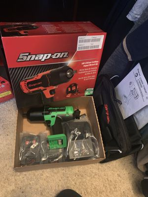 Snap on tools brand new for Sale in Santa Clarita, CA