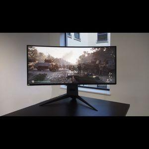 """Alienware 34"""" Ultrawide Monitor for Sale in Falls Church, VA"""