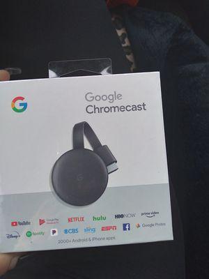 Google Chromecast brand new for Sale in El Cajon, CA