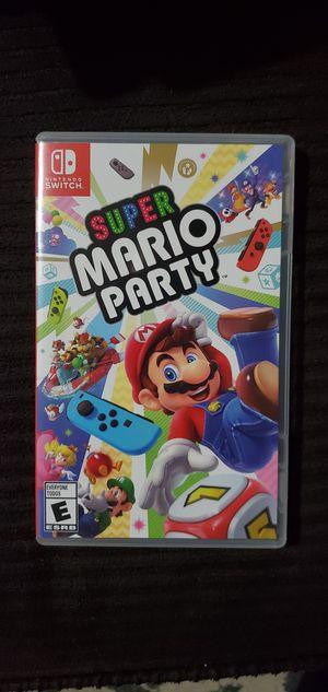 Super mario party for Sale in Tacoma, WA