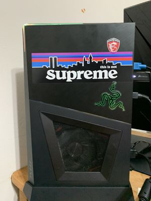 Msi h110 gaming trident 3 for Sale in Seal Beach, CA