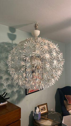 Ike's light fixture $75 for Sale in Phoenix, AZ