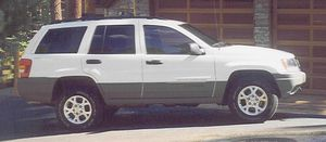 1999 Jeep Grand Cherokee for Parts for Sale in Mill Creek, WA