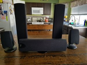 5.1 Klipsch Quintet SL and Synergy Sub for Sale in Chandler, AZ
