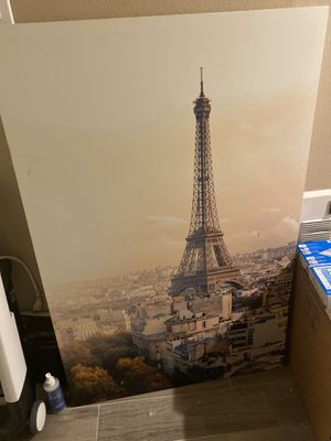 Eiffle tower photo for Sale in West Covina, CA