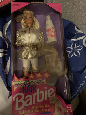 80s Hollywood Hair Barbie for Sale in Oakley, CA