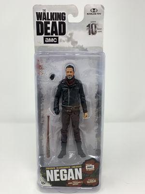 McFarlane Toys The Walking Dead Negan Action figure for Sale in El Monte, CA