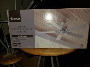 """New 52"""" ceiling fan for Sale in Stilwell, OK"""