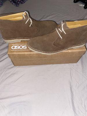 Suede desert boots for Sale in Rialto, CA