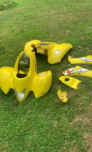 Suzuki Ltz four wheeler atv plastics for Sale in Norton, OH