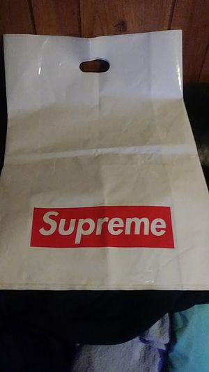 Supreme shopping bag for Sale in Eugene, OR