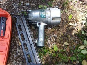 Hiticha 16 nail gun for Sale in Dallas, GA