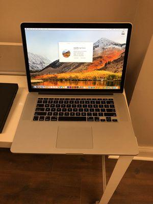 "Apple 15"" 2014 MacBook Pro 15"" Quad Core i7 16gb RAM 512gb Flash Dual Thunderbolt HDMI WiFi webcam Bluetooth for Sale in Miami Beach, FL"