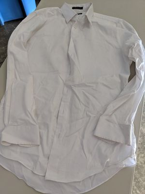 Men's white dress shirt for Sale in Vancouver, WA