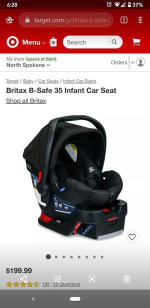 Britax for Sale in Spokane, WA