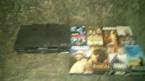VcR and tapes for Sale in Welch, WV