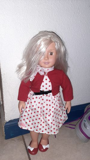 Our generation doll for Sale in Fresno, CA