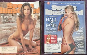 SPORTS ILLUSTRATED SWIMSUIT EDITIONS - HALL OF FAME - GODDESSES OF THE MEDITERRANEAN for Sale in Scottsdale, AZ