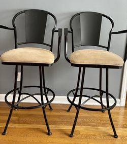 (2) Swivel Bar Stools for Sale in Gates Mills,  OH