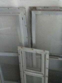60's-70's. Vintage Trailer RV Windows for Sale in Visalia,  CA