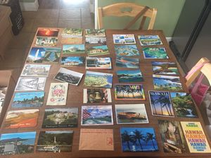 New never used about 40 Miscellaneous postcards 19 for Sale in Everett, WA