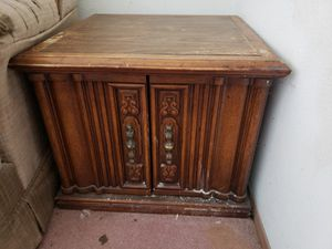 Antique end table cabinets for sale for Sale in Enumclaw, WA
