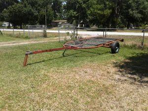 Trailer multi purpose air boat hauler whatever for Sale in Lake Wales, FL
