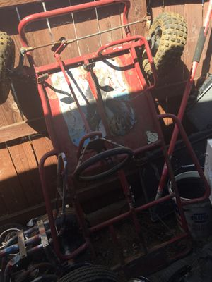 Go kart frame just needs axle for Sale in Sacramento, CA