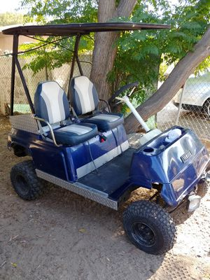 Yamaha gas golf cart for Sale in Lake Elsinore, CA