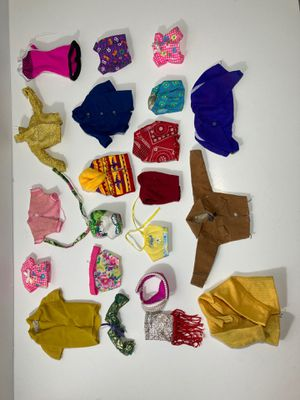 Barbie Cloths Vintage for Sale in Rio Rancho, NM