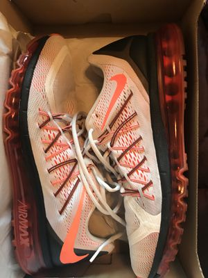 New Red Nike Air Max Size 13 for Sale in Fresno, CA