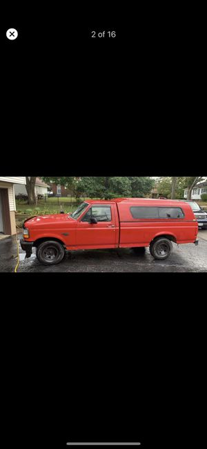 1993 Ford F-150 for Sale in North Canton, OH