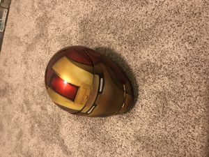 Iron Man Motorcycle Helmet for Sale in Troy, MI