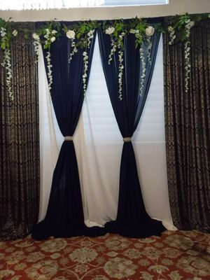 Backdrops for Christmas and new year parties for Sale in Fremont, CA