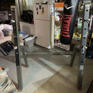 Squat Bench Rack for Sale in Fontana, CA