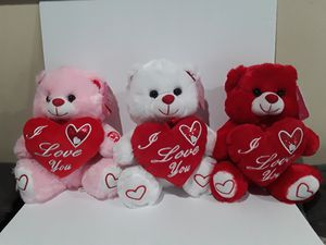 "Brand New 9"" Teddy Bear Stuffed Animal Plush Valentine's Gift Mother's Day Gift for Sale in Hacienda Heights, CA"