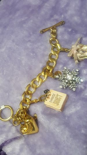 Juicy couture bracelet for Sale in Colorado Springs, CO